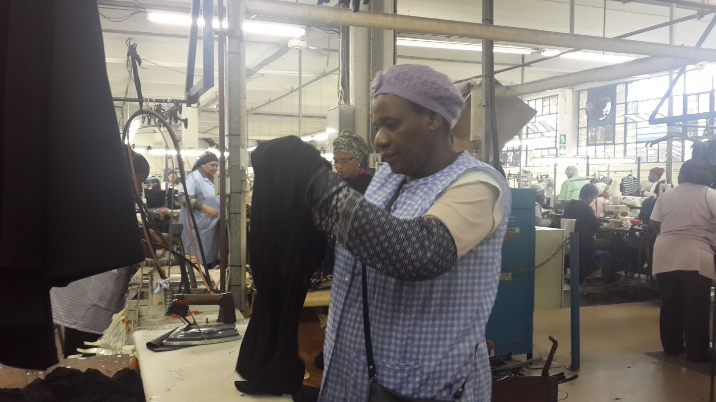 FEATURE: A turnaround for South Africa's textile industry