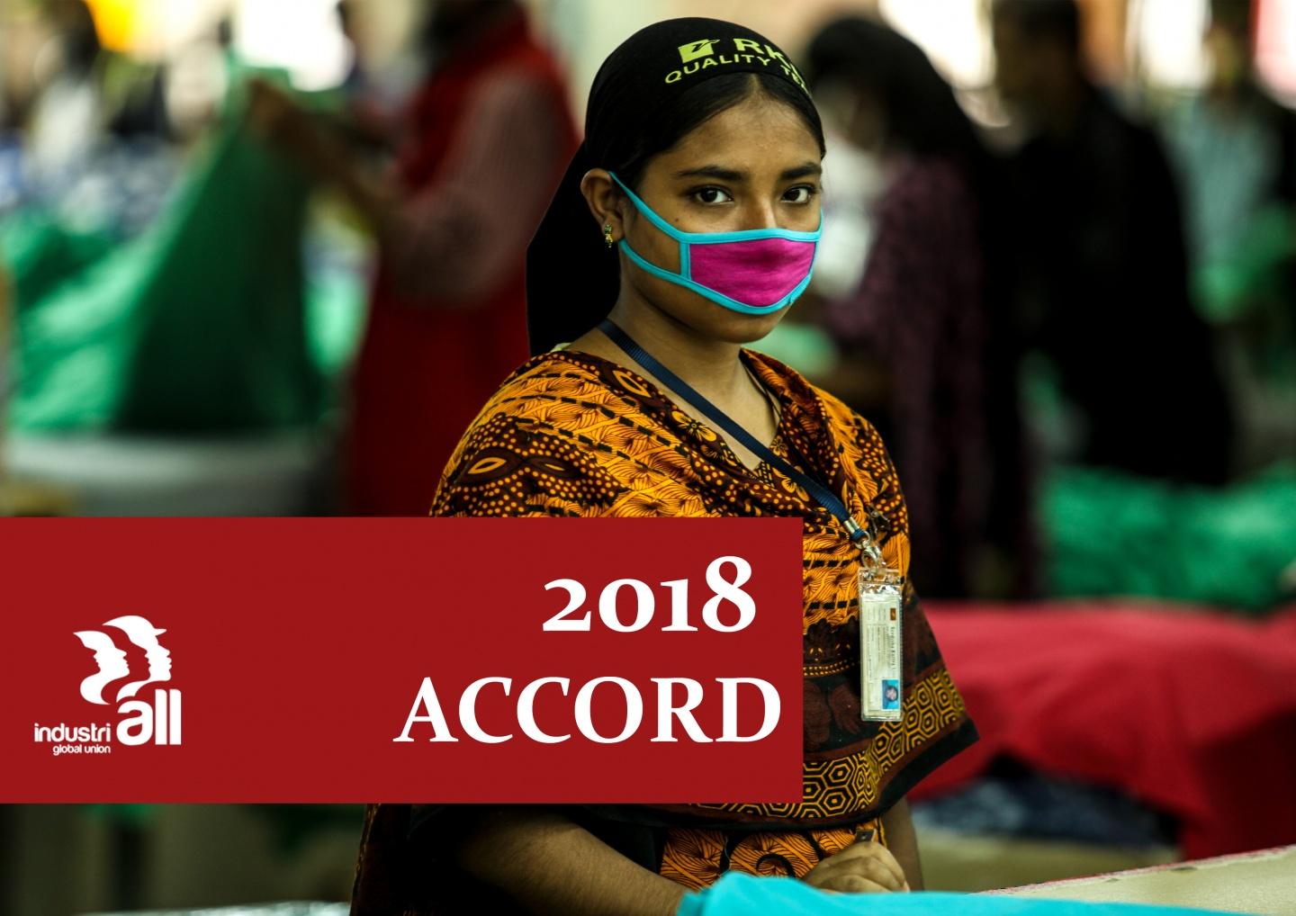 Signatories to the 2018 Accord   IndustriALL