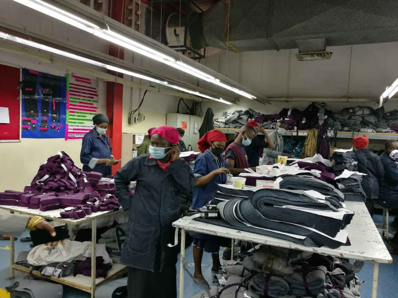 Kenya: Union success in growing garment and textile sector