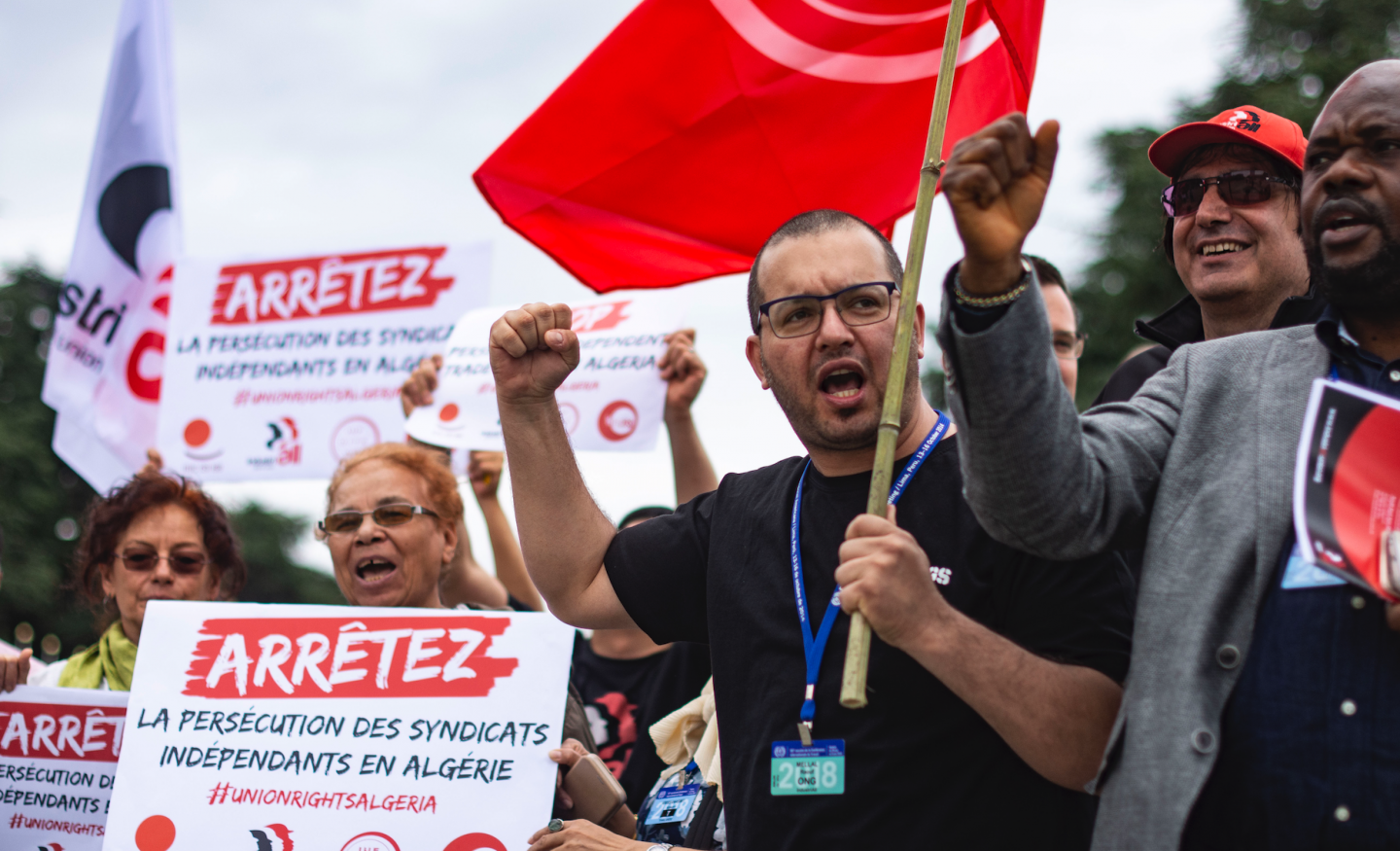 Workers in Algeria to stage further strikes | IndustriALL