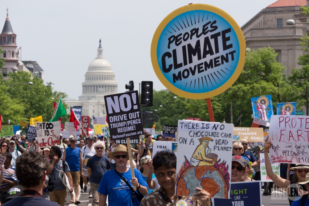 Us Withdrawal From The Paris Climate Agreement Is Bad For Workers