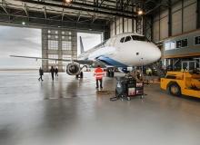 Despega la fuerza sindical en la industria aeroespacial