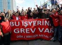 Turkey: Time for global solidarity with metalworkers' mass strike