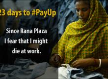 Rana Plaza: Countdown to second anniversary begins with compensation fund still US$9 million short