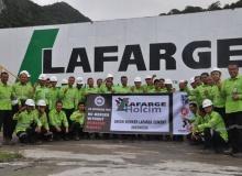 La campagne syndicale accroît la pression sur LafargeHolcim
