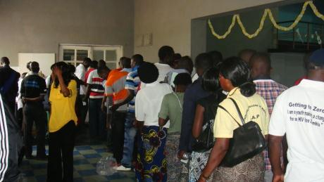 World HIV/AIDS Day in Zambia