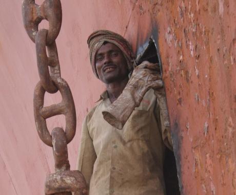 India shipbreaker