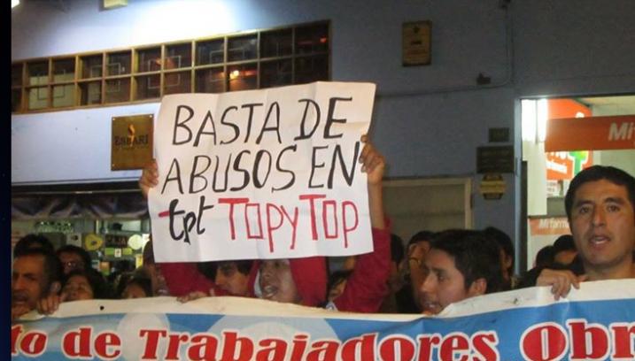 caso topy top Topy top es una empresa familiar, constituida en el año 1983, dedicada a la  elaboración de prendas de vestir con 100% algodón.
