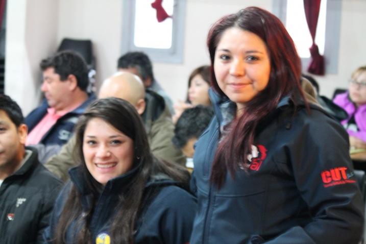 Jóvenes de Industrial Chile fijan políticas de trabajo organizativo