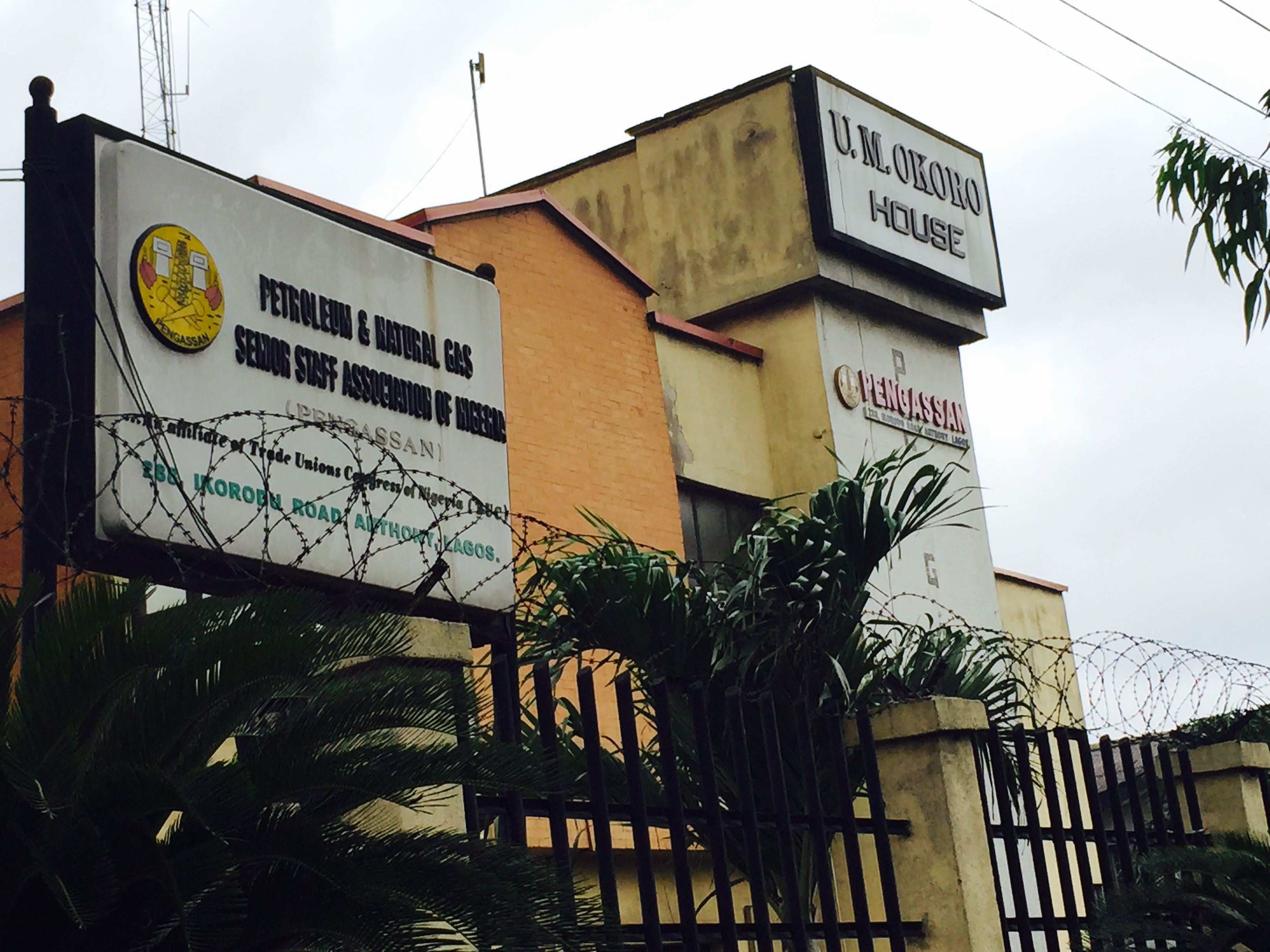 Nigerian oil and gas unions fight against precarious work | IndustriALL