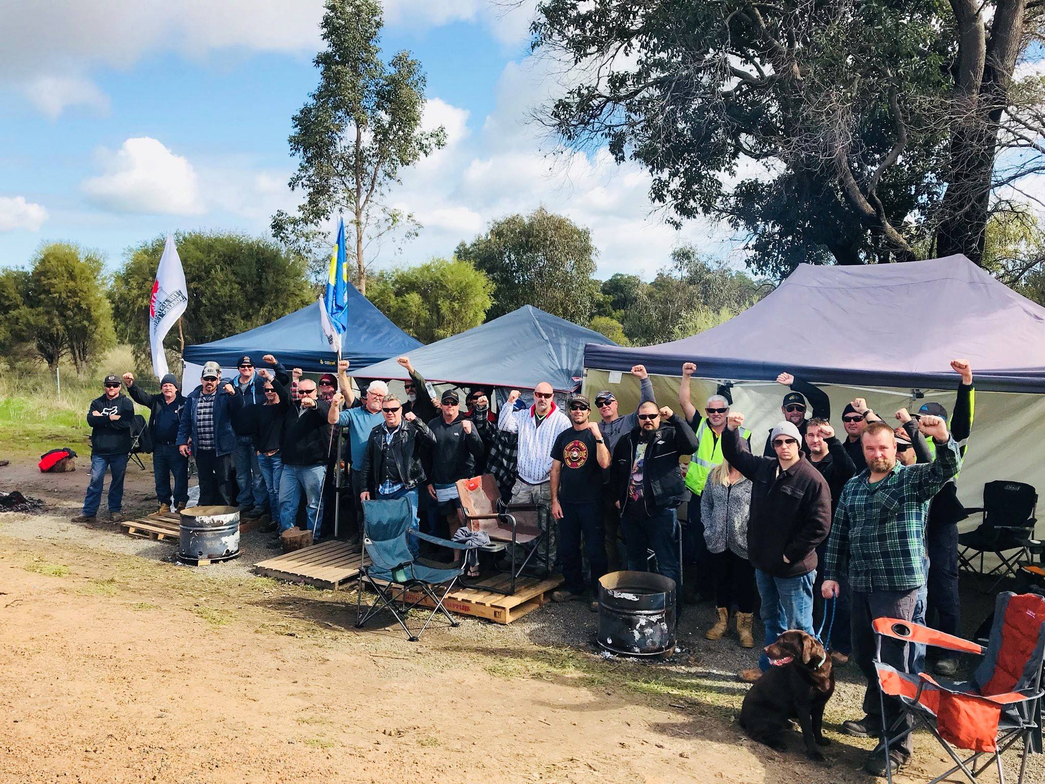 Australia: 1,600 Alcoa workers strike over job security | IndustriALL